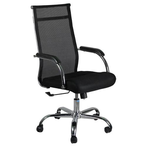 Ghế lưới GL307 gây ấn tượng về chất liệu và kiểu dáng