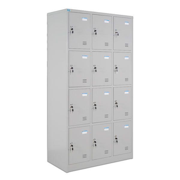 Tủ locker Hòa Phát dễ vệ sinh và làm sạch