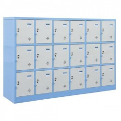 Tủ locker để đồ học sinh TMG983-6K