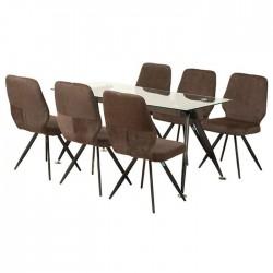 Bộ bàn ghế ăn B65, G65