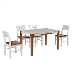 Bàn ghế ăn HGB67, HGG67
