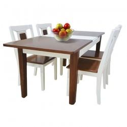 Bộ bàn ghế ăn HGB71BN4, HGG71