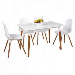 Bộ bàn ghế ăn HGB72, HGG72