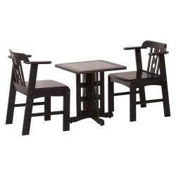 Bộ bàn ghế cafe khách sạn BCF201, GCF201