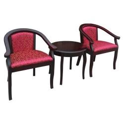Bộ bàn ghế cafe khách sạn BKS04, GKS04
