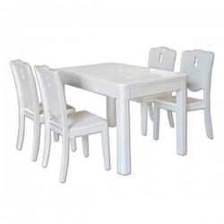 Bộ bàn ghế ăn BA120, GA120