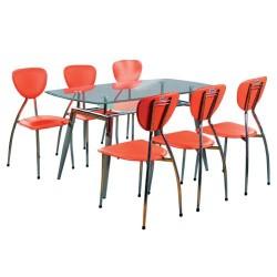 Bộ bàn ghế ăn B52, G52