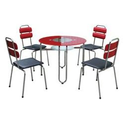Bộ bàn ghế ăn G39, B39