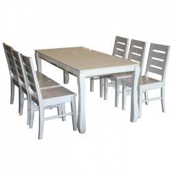 Bộ bàn ghế ăn HGB60, HGG60