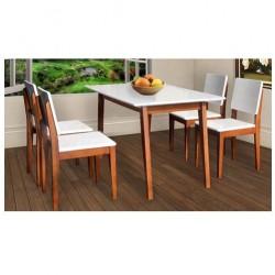 Bộ bàn ghế ăn HGB63, HGG63