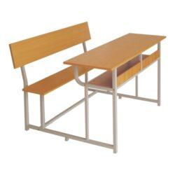 Bộ bàn ghế Học sinh cấp 3 - Sinh viên BSV107T, BSV107TG