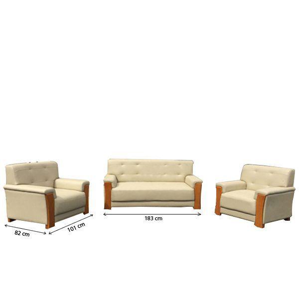 Ghế sofa da SF33