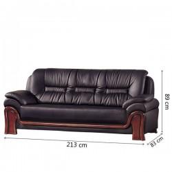 Ghế sofa da SF03