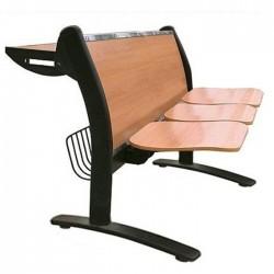 Ghế băng chờ gỗ GPC05D-3