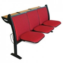 Ghế băng chờ nỉ GPC05N-3