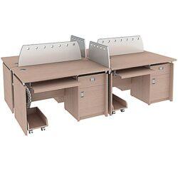 Modun bàn 4 chỗ HRMD01