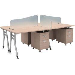 Modun bàn 4 chỗ HRMD06