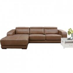 Sofa da gia đình SF107A, SF107A-4