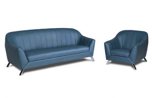 Sofa da gia đình SF313