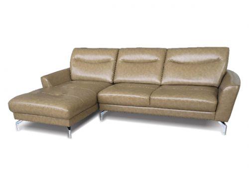 Sofa da gia đình SF66A, SF66A-4