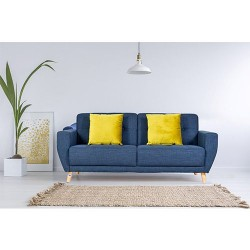 Sofa nỉ gia đình SF317