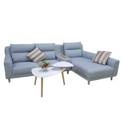 Sofa nỉ gia đình SF403