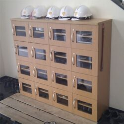 Tủ locker gỗ DSGTD16