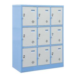Tủ locker để đồ học sinh TMG983-3K