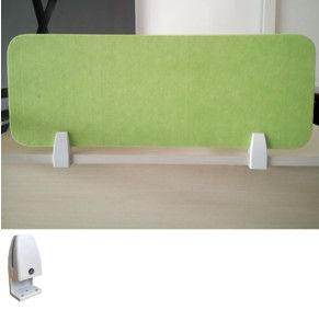 Vách ngăn mặt bàn PVC