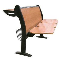 Ghế băng chờ gỗ GPC05G-3